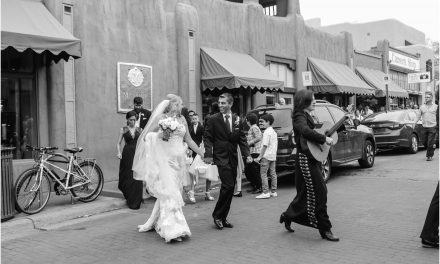 Jessica and Jeffrey… St. Francis Cathedral and La Fonda on the Plaza Wedding