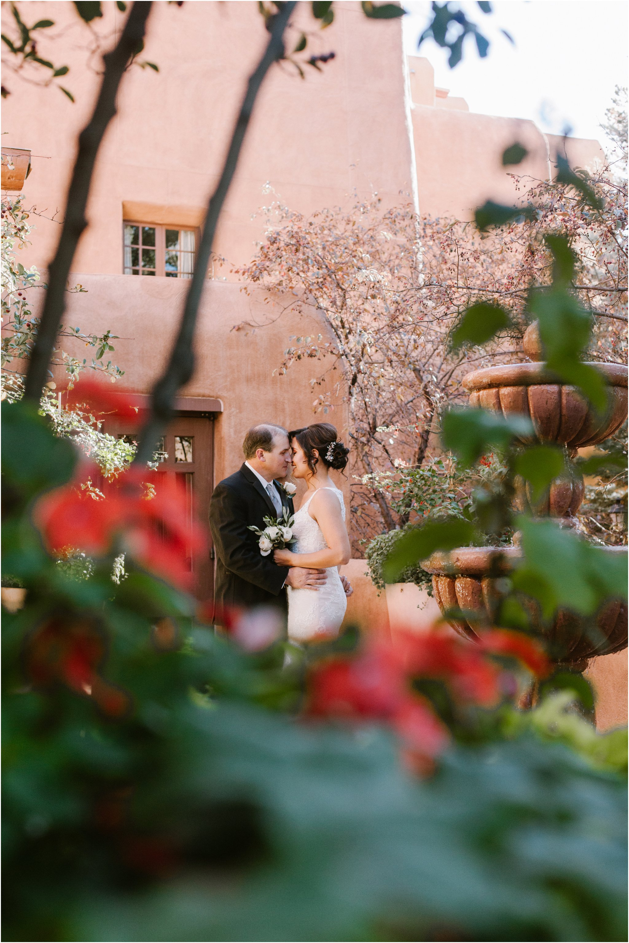 0010Blue Rose Photography_ Inn and Spa at Loretto Wedding_ Albuquerque and Santa Fe Wedding Photographer_ New Mexico Wedding Photography