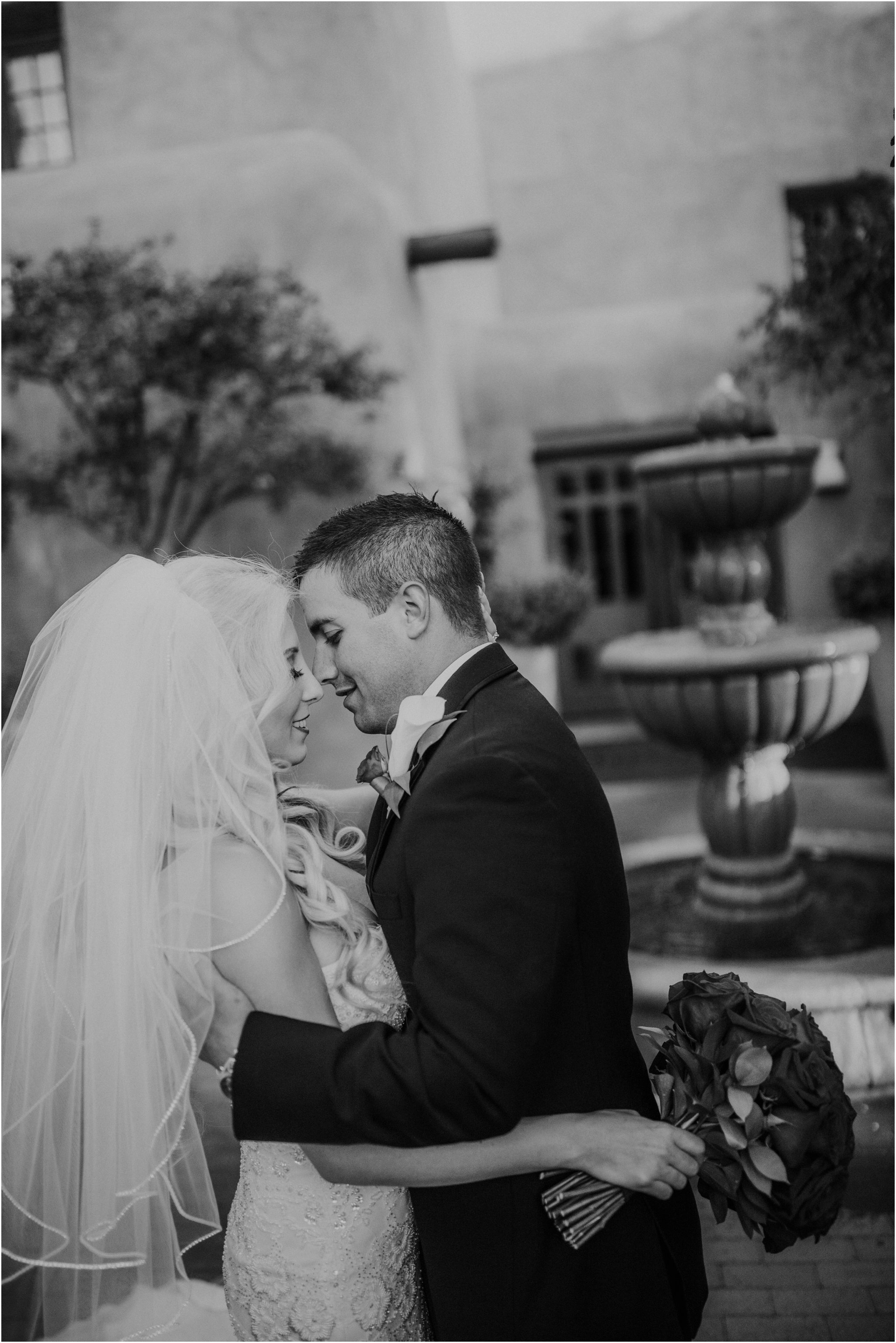 0020Blue Rose Photography_ Loretto Chapel Wedding_Inn and Spa at Loretto Wedding_ Albuquerque and Santa Fe Wedding Photographer_ New Mexico Wedding Photography