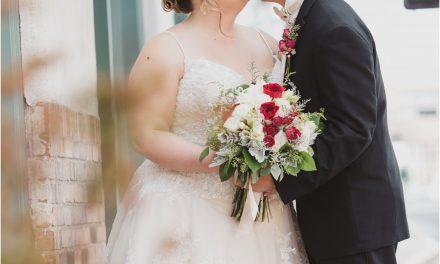 Amanda and Josh… A Hotel Andaluz Wedding