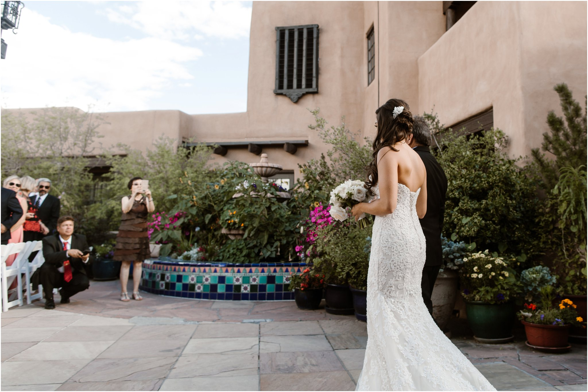 0024La Fonda Weddings Blue Rose Photography Studios