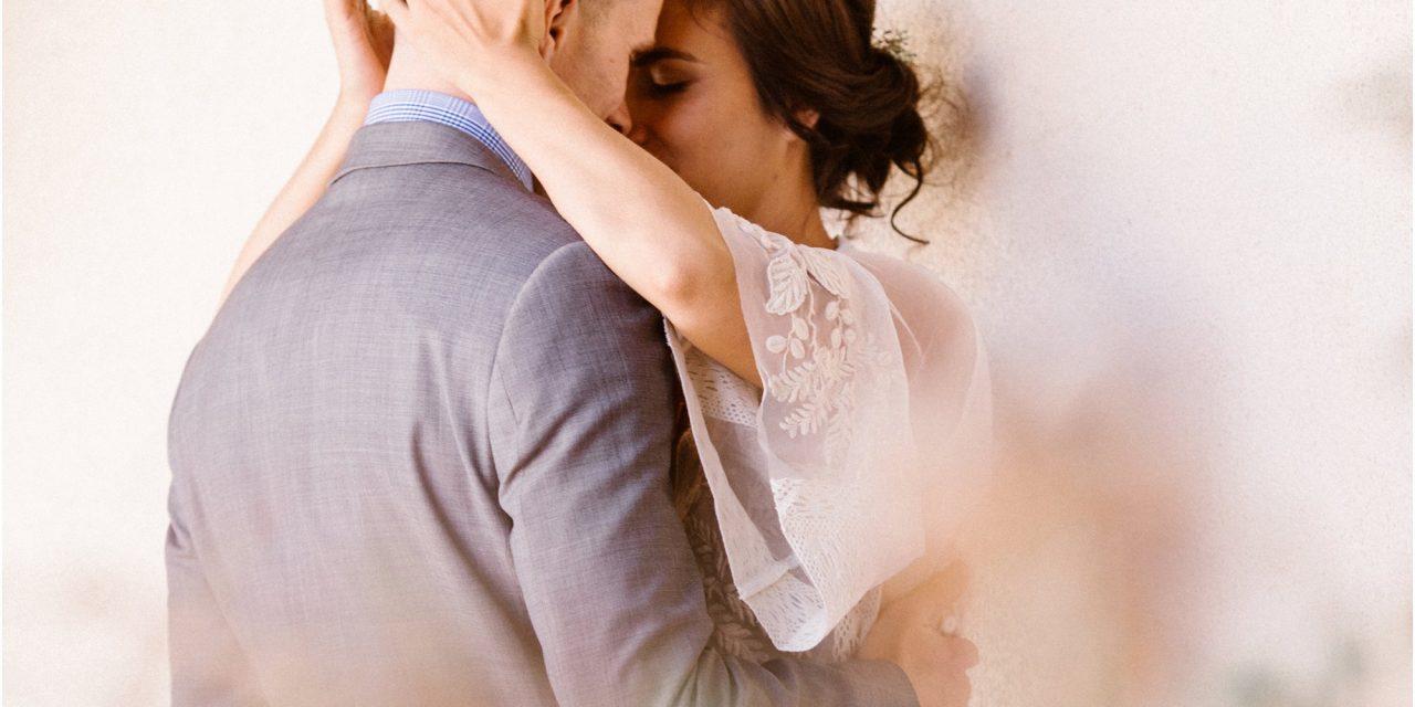 Alex and Chris… An Albuquerque Old Town Wedding
