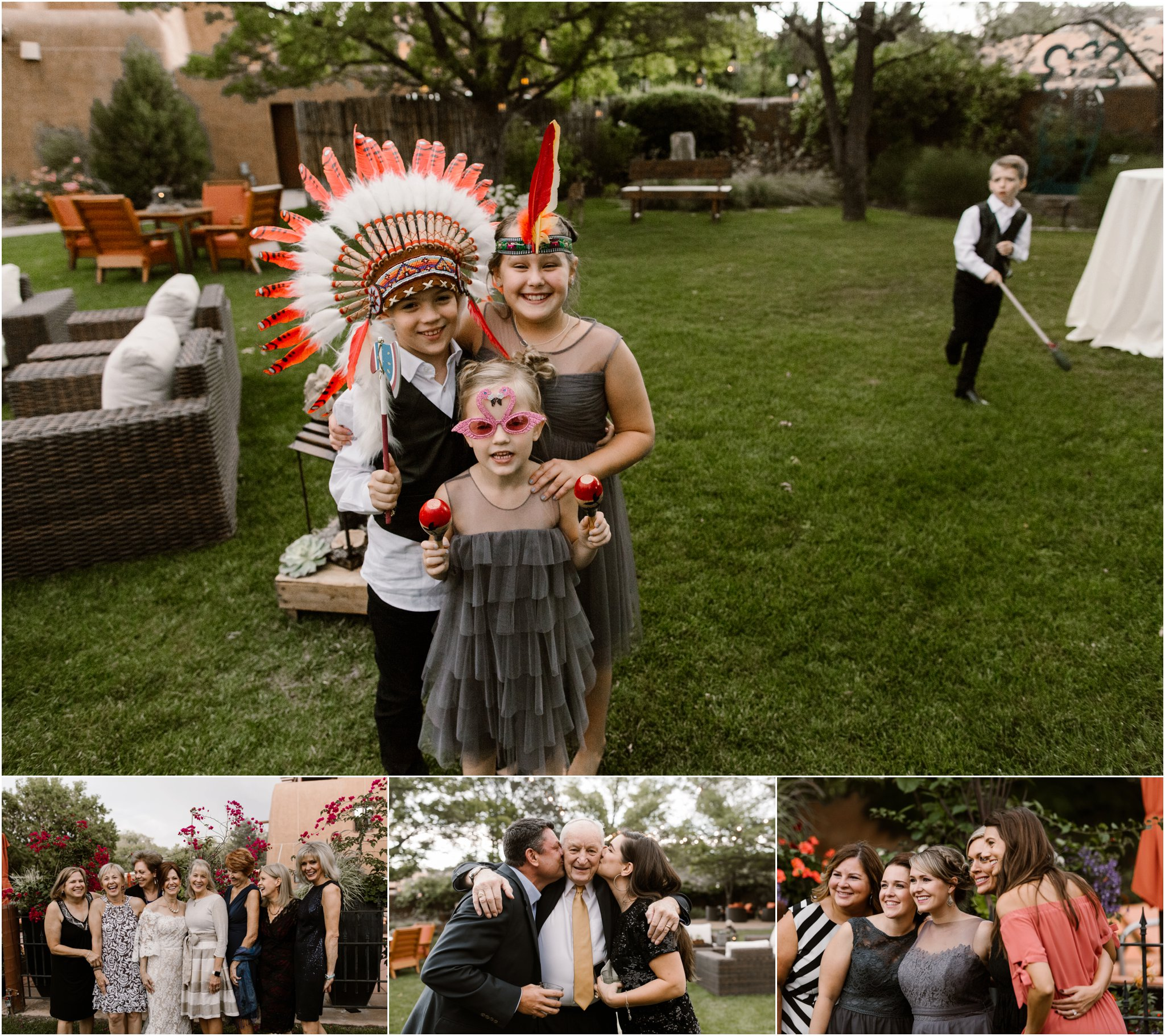 0048Santa Fe Wedding _Inn and Spa at Loretto Wedding, Inn and Spa at Loretto wedding, Santa Fe wedding photographers, blue rose photography