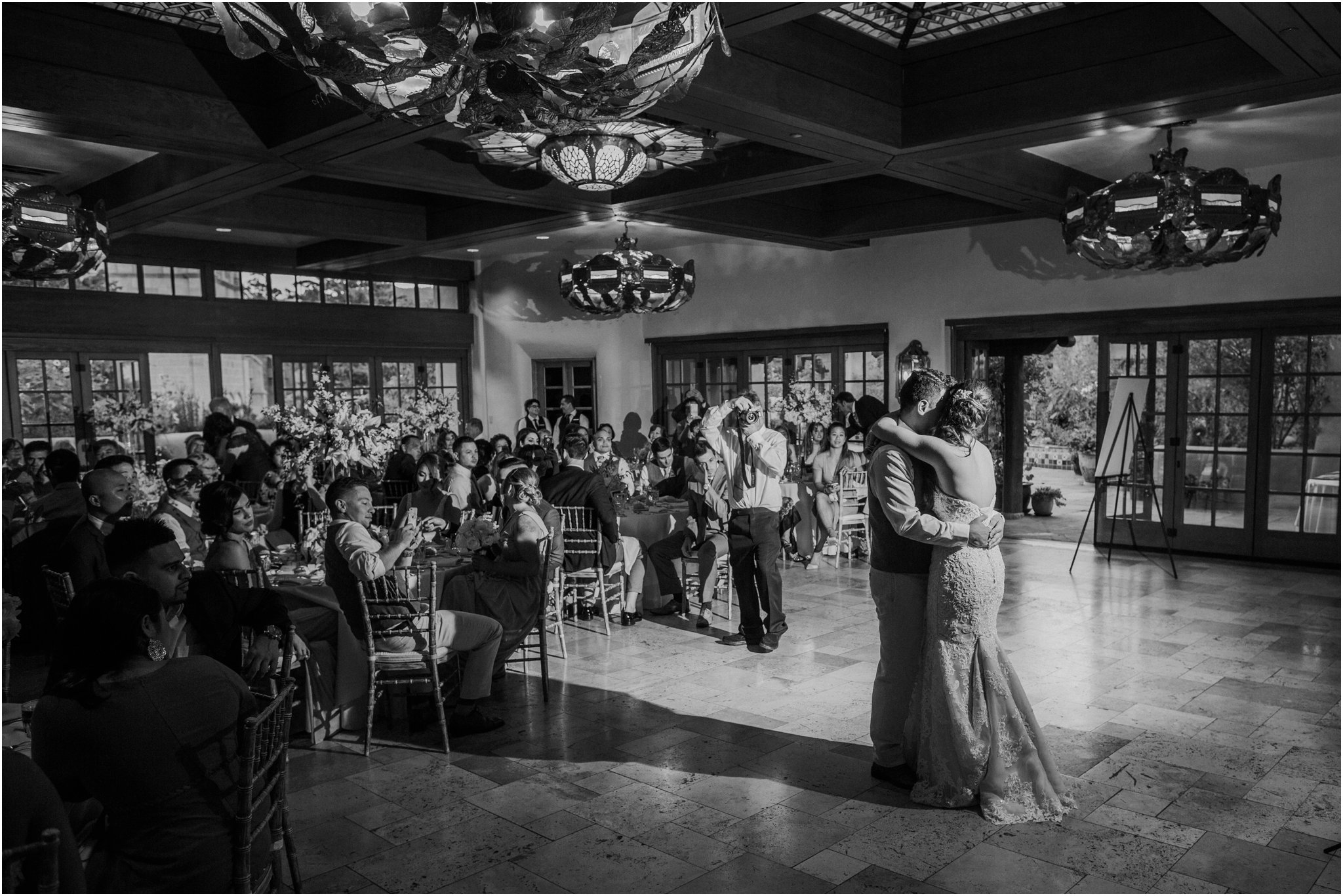 0053La Fonda Weddings Blue Rose Photography Studios