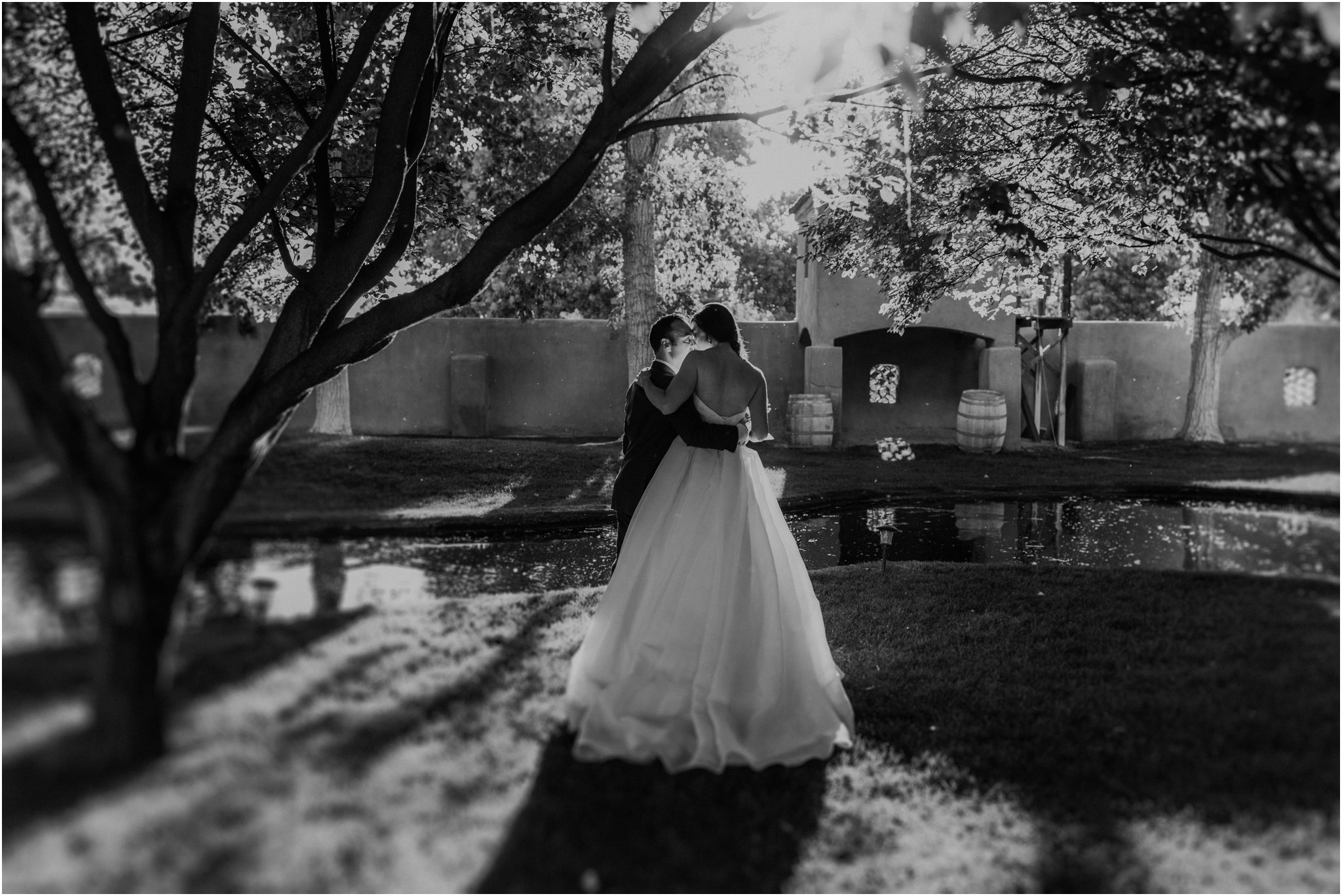 0213Casa Rodena Winery Wedding, Inn and Spa at Loretto wedding, Santa Fe wedding photographers, blue rose photography