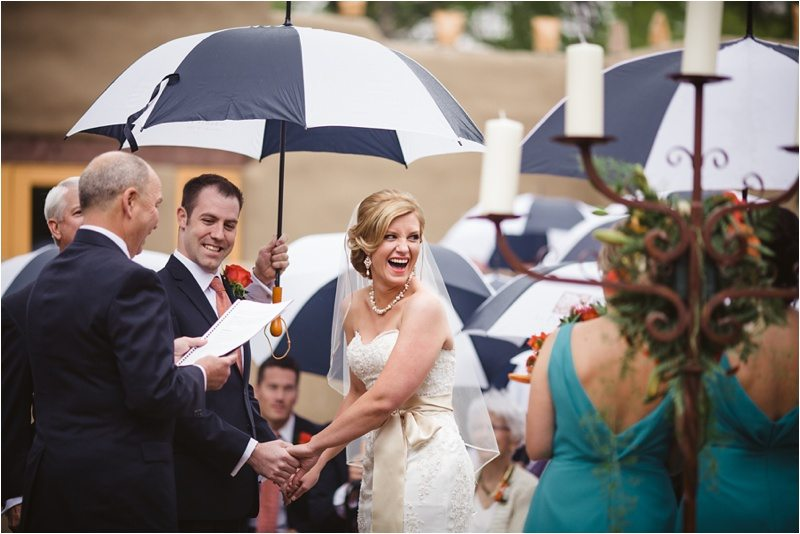 064Blue_Rose_Photography_Santa_Fe_New_Mexico_Wedding_Rain_La_Posada