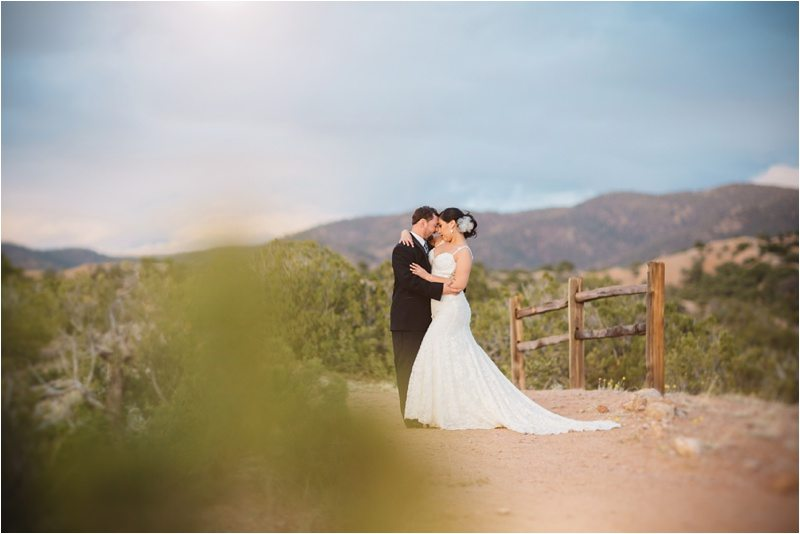 065Blue Rose Photography- Rancho Encantado Weddings- Best Sante Fe Wedding Photographer