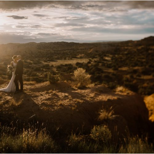 Ileana and Benjamin, Northern New Mexico