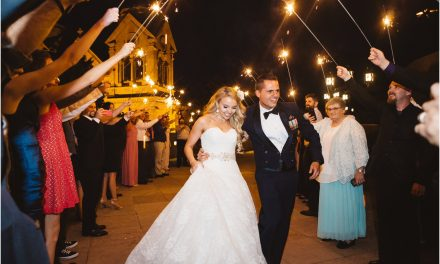 Jessica and Jed… A La Fonda Wedding