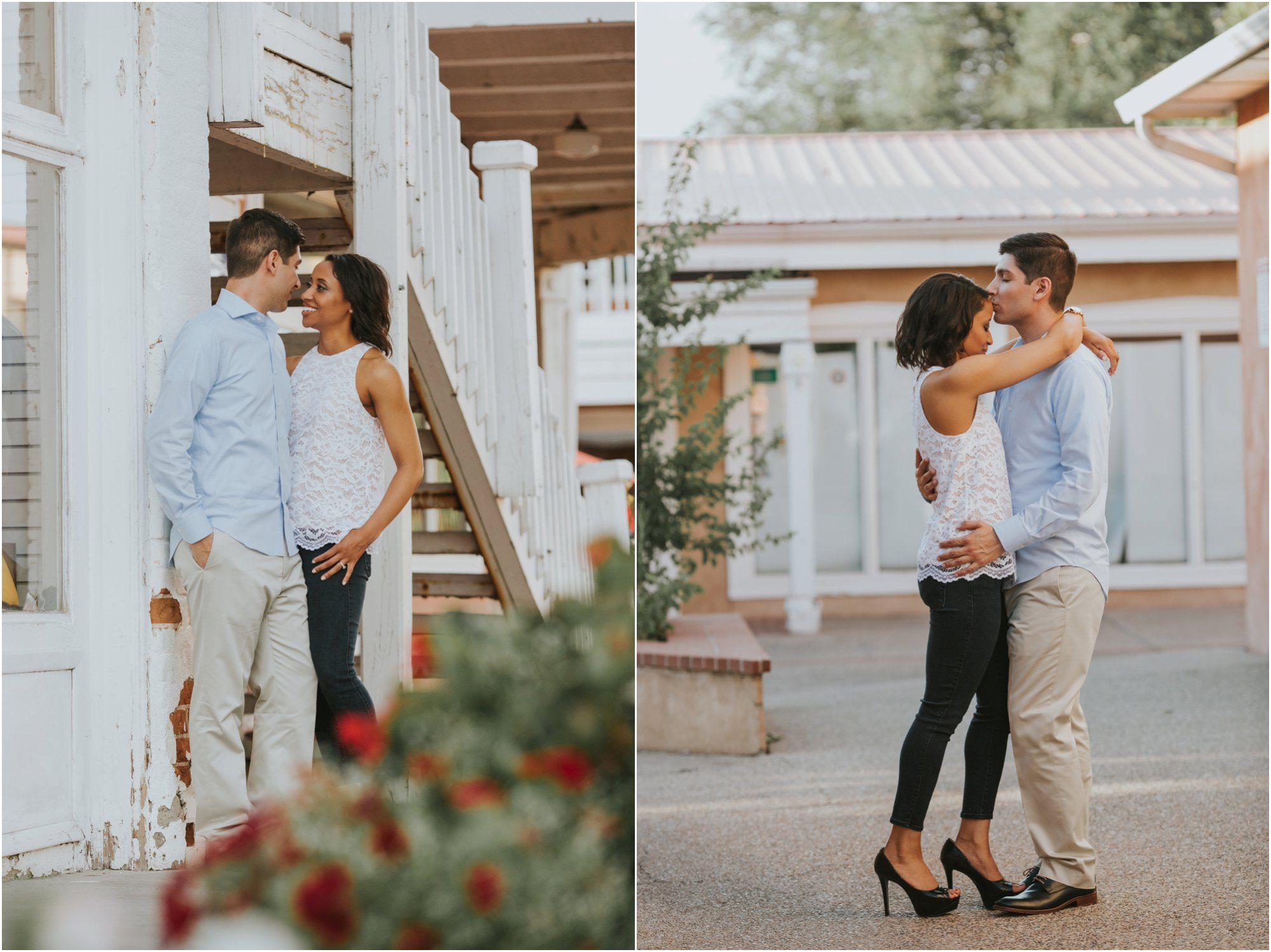 0001Albuquerque Engagement Photographer_ Santa Fe Engagement Pictures_ New Mexico Albuquerque Wedding photography pictures_ Blue Rose Photography