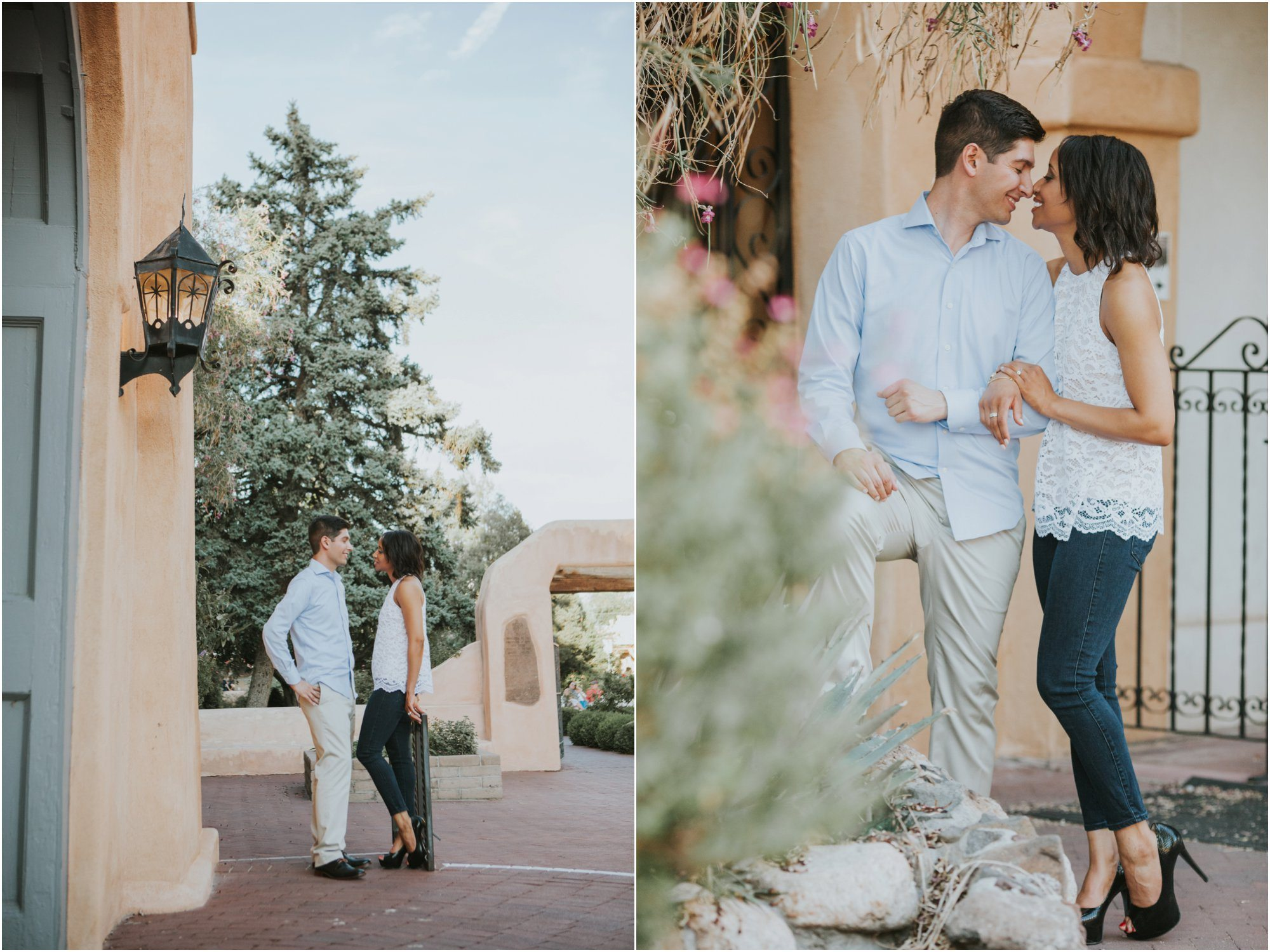 0005Albuquerque Engagement Photographer_ Santa Fe Engagement Pictures_ New Mexico Albuquerque Wedding photography pictures_ Blue Rose Photography