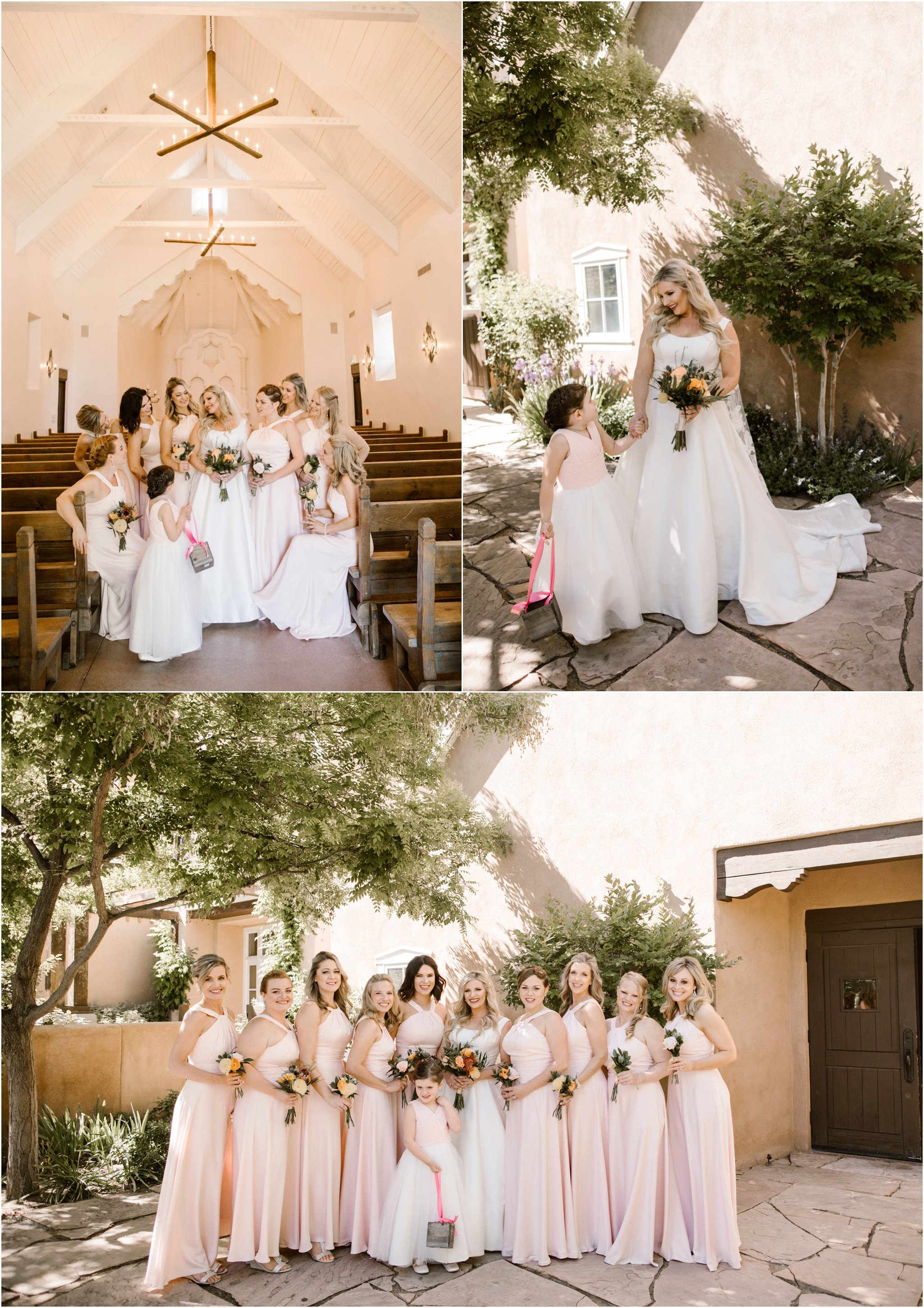 0008Blue Rose Photography_ Hotel Albuquerquerque wedding photographers