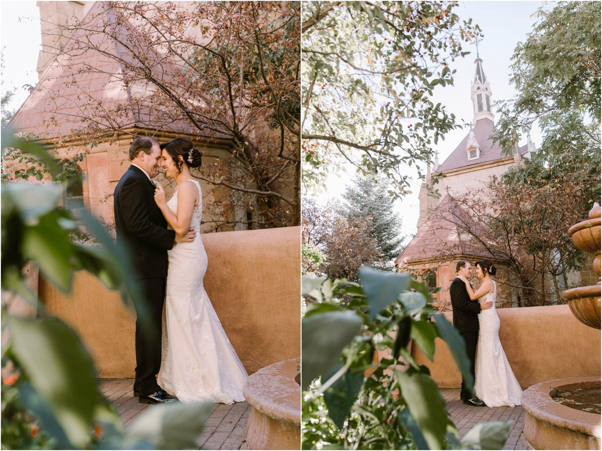 0009Blue Rose Photography_ Inn and Spa at Loretto Wedding_ Albuquerque and Santa Fe Wedding Photographer_ New Mexico Wedding Photography