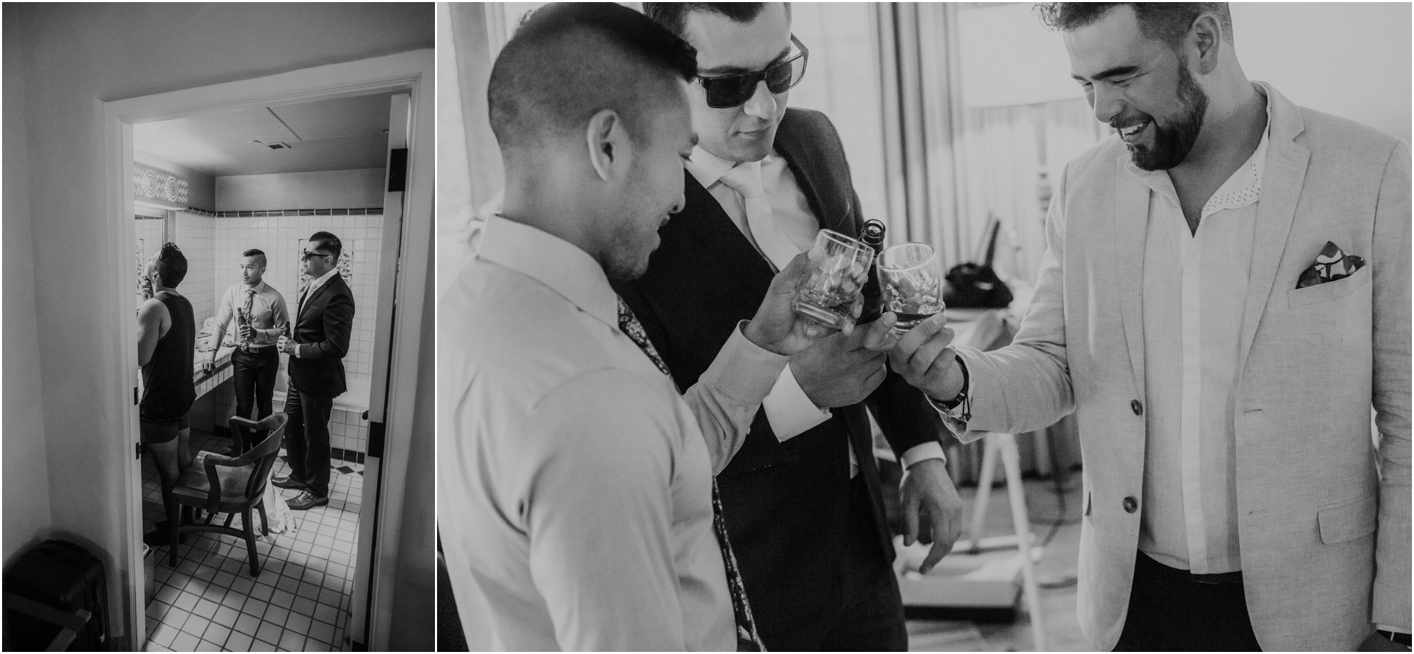 0009La Fonda Weddings Blue Rose Photography Studios