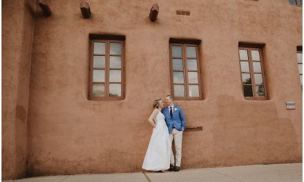 Adrian and Peter, Santa Fe Elopement