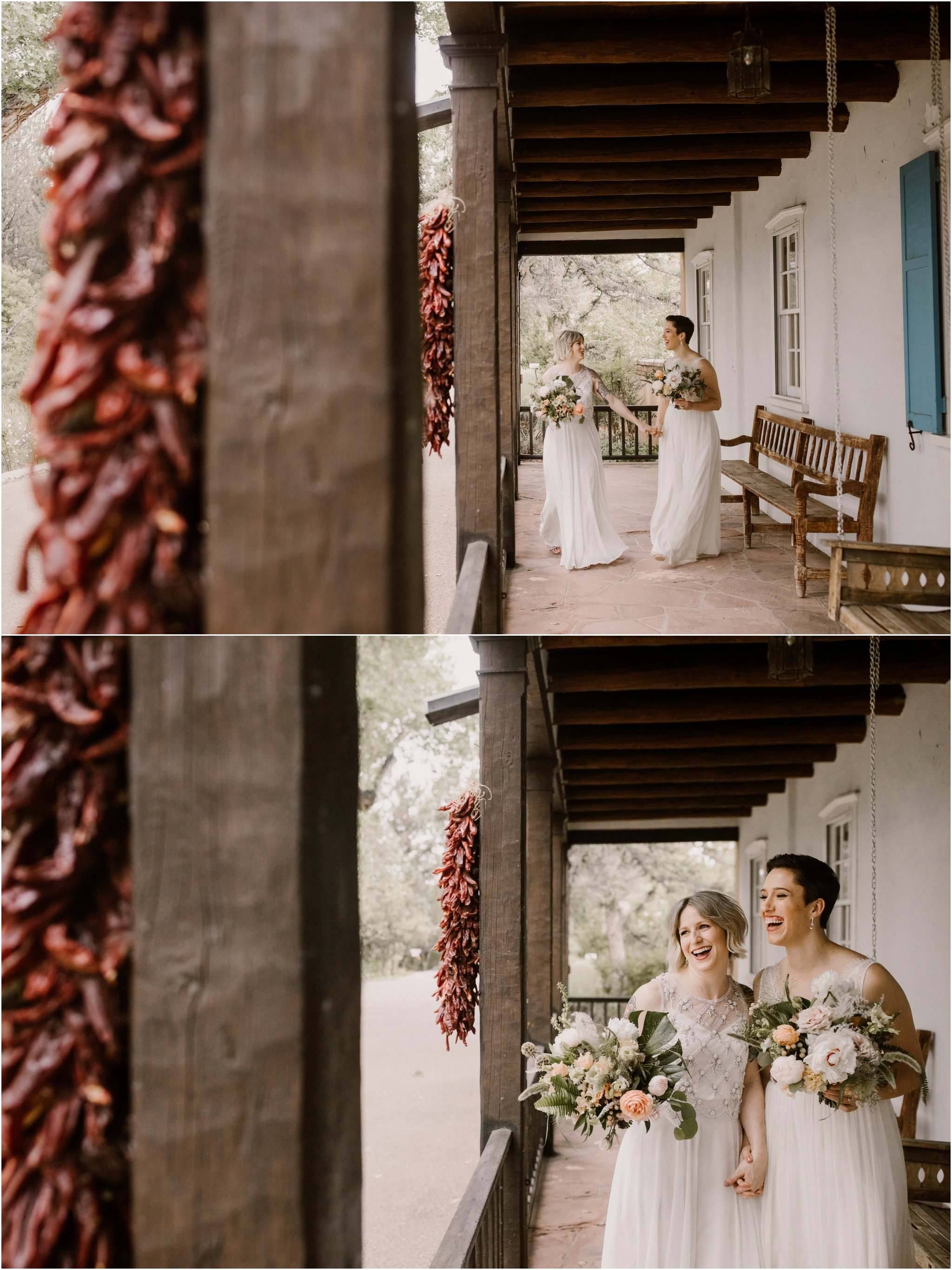 0014Albuquerque Wedding Photographer_ Los Poblanos Inn_ Blue Rose Photography