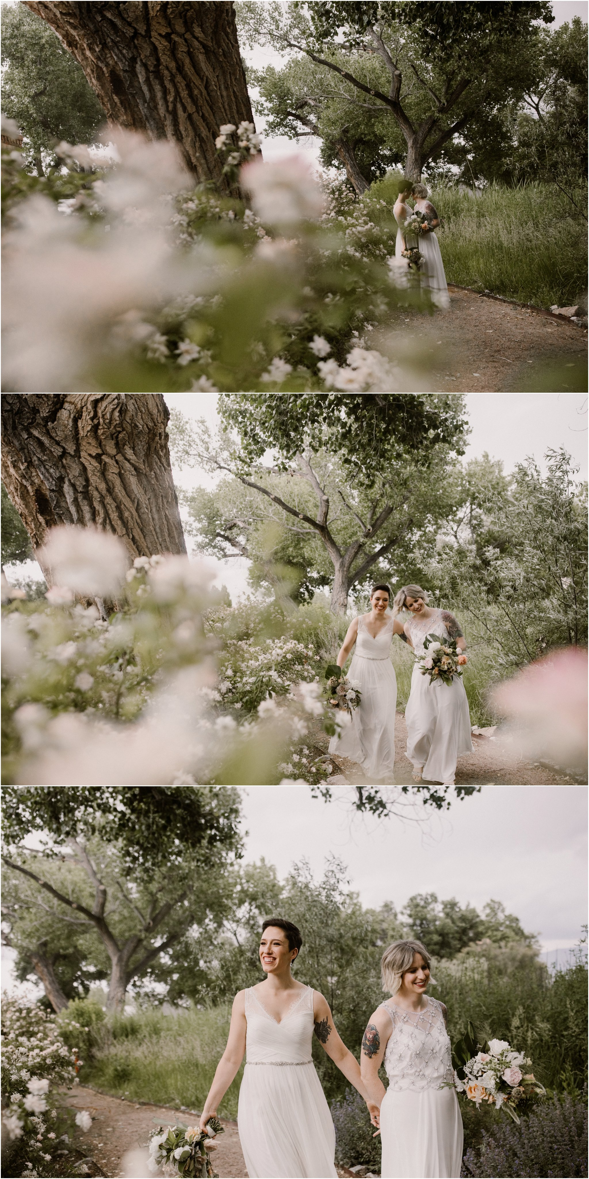 0015Albuquerque Wedding Photographer_ Los Poblanos Inn_ Blue Rose Photography