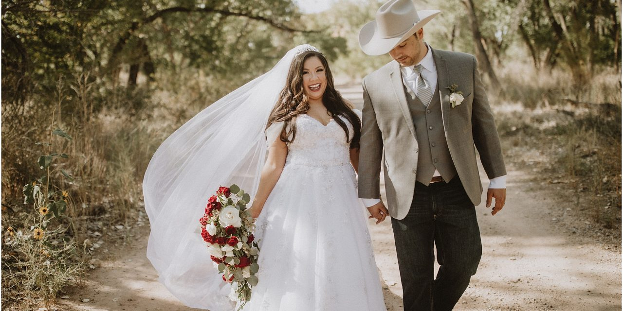 Jocelyn and Hayden's Albuquerque Wedding