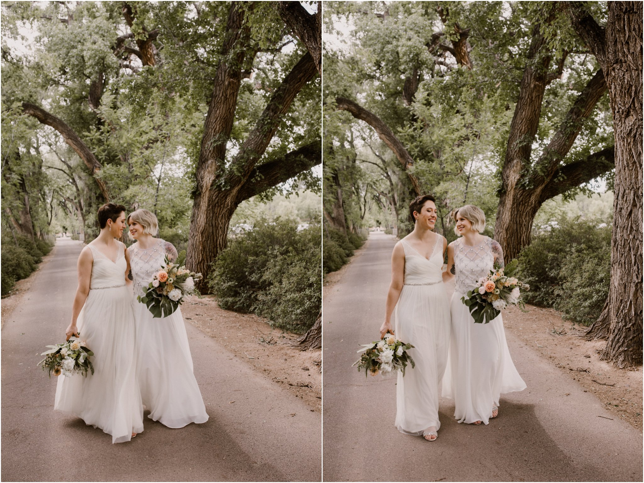 0018Albuquerque Wedding Photographer_ Los Poblanos Inn_ Blue Rose Photography