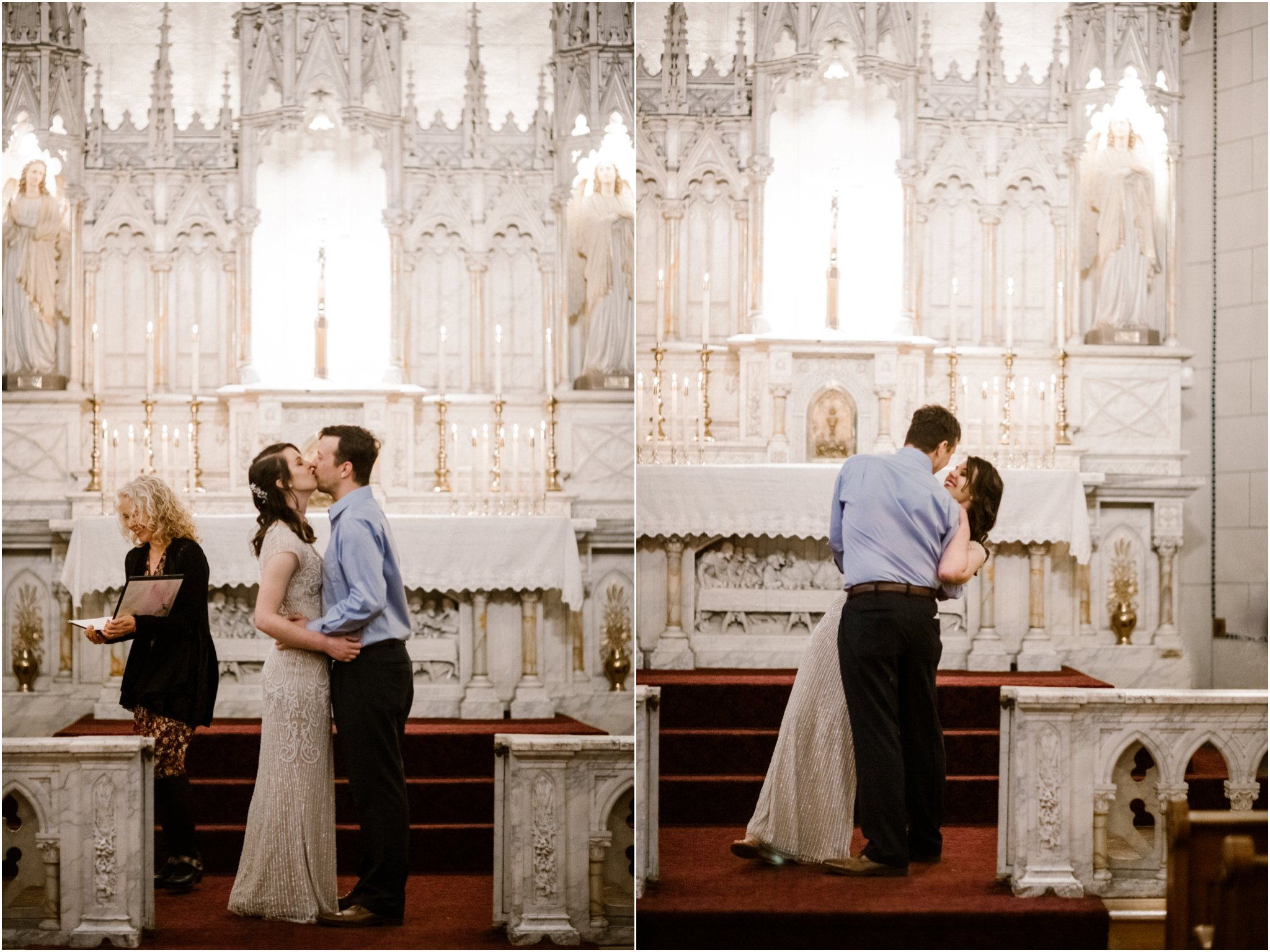 Santa Fe wedding elopement photographer