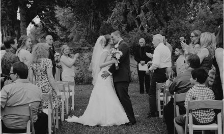 Kristin and Kenton… A Los Poblanos Wedding