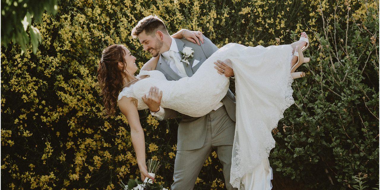 Jacque and Alex's Albuquerque Wedding