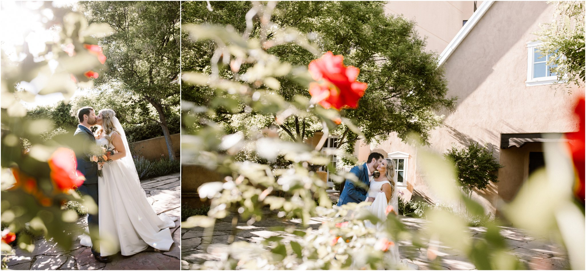 Albuquerque wedding photography by Blue Rose Studios in New Mexico