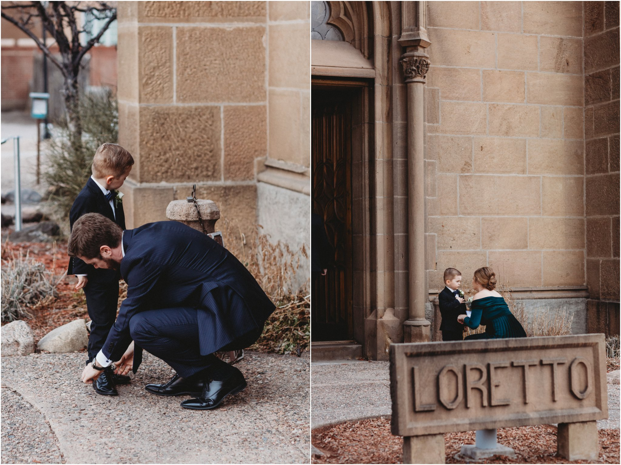 0027Santa_Fe_Wedding_Photographer_Loretto_Chapel_Weddings_Blue_Rose_Photography