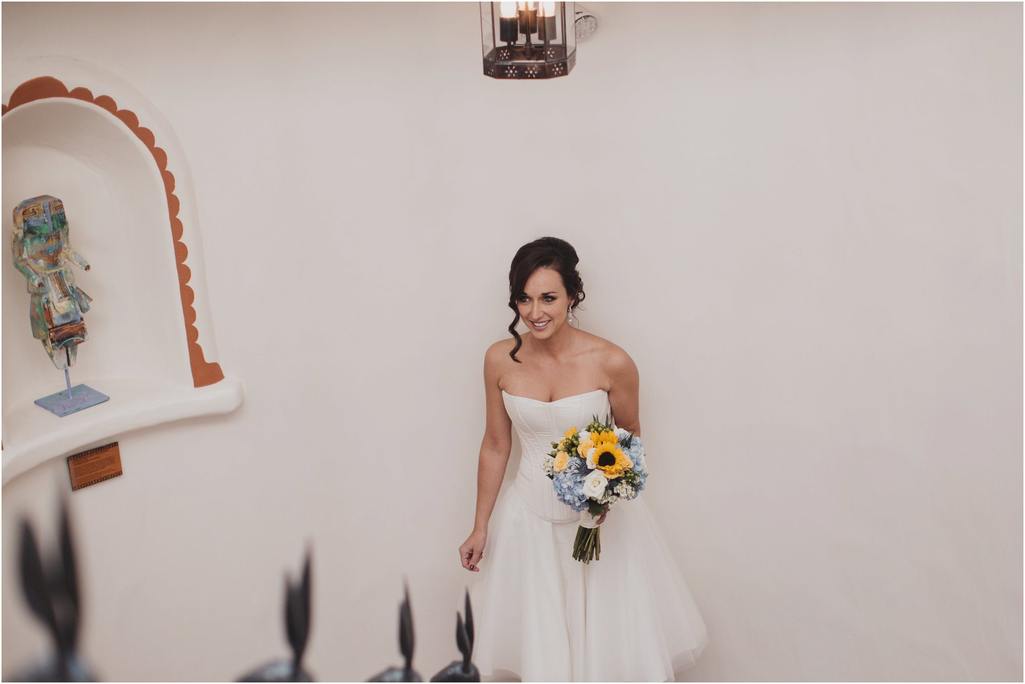0027Top Santa Fe Wedding Photographer_Best Albuquerque Wedding Photographer_ Blue Rose Photography_ La Fonda Wedding Pictures