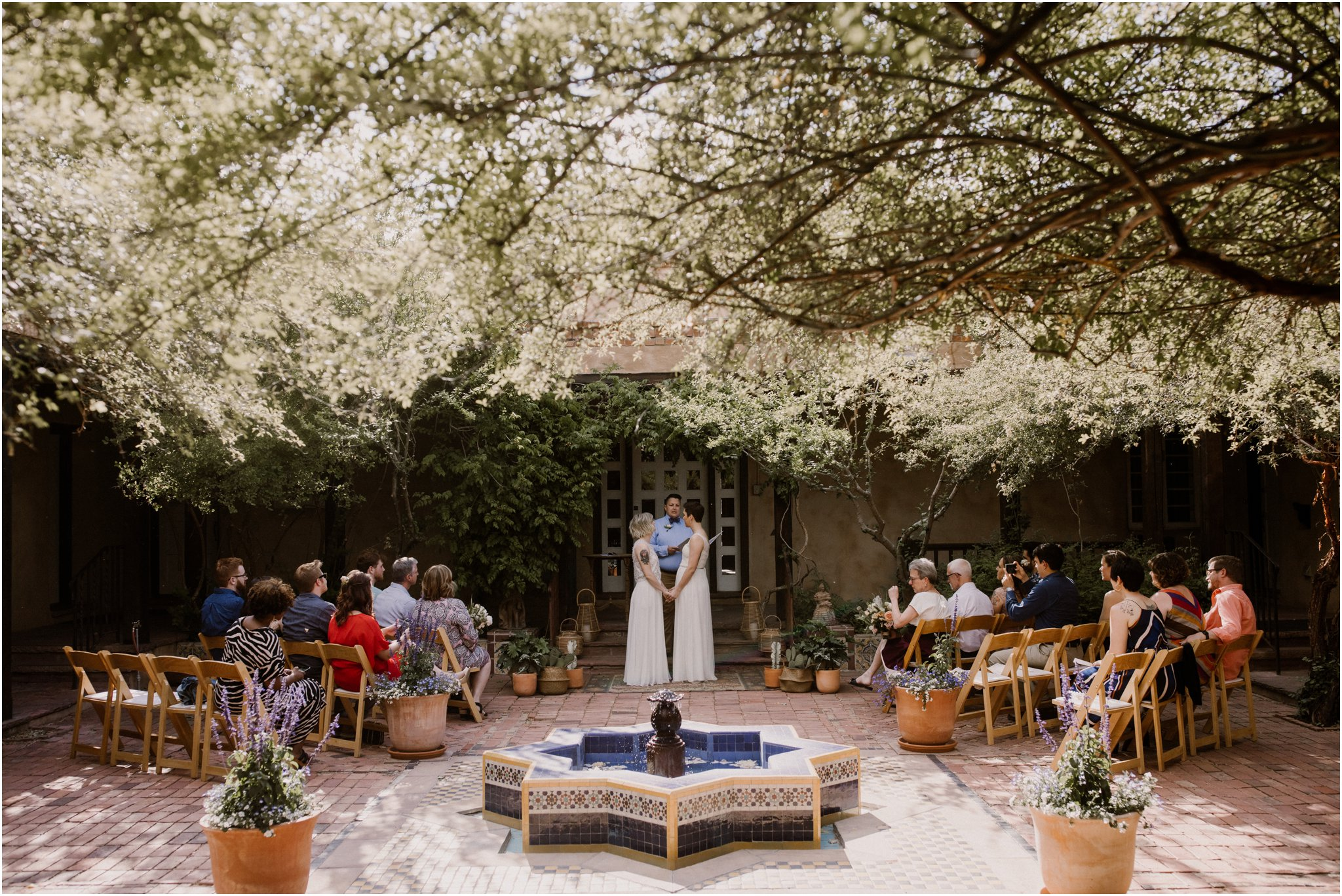 0029Albuquerque Wedding Photographer_ Los Poblanos Inn_ Blue Rose Photography