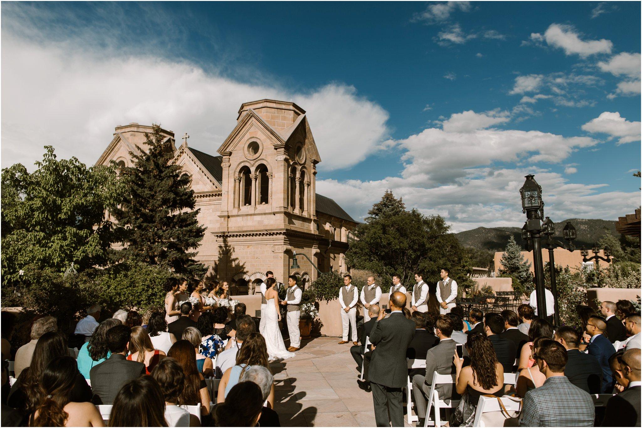 0029La Fonda Weddings Blue Rose Photography Studios