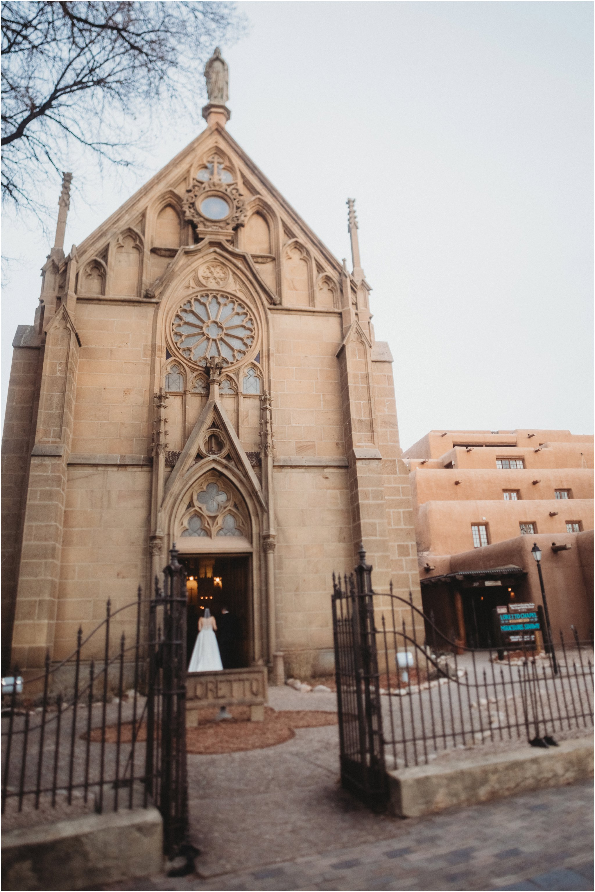 0029Santa_Fe_Wedding_Photographer_Loretto_Chapel_Weddings_Blue_Rose_Photography