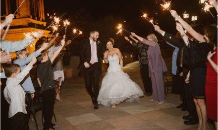 Amanda and Dustin… A Loretto Chapel/ La Fonda on the Plaza Wedding