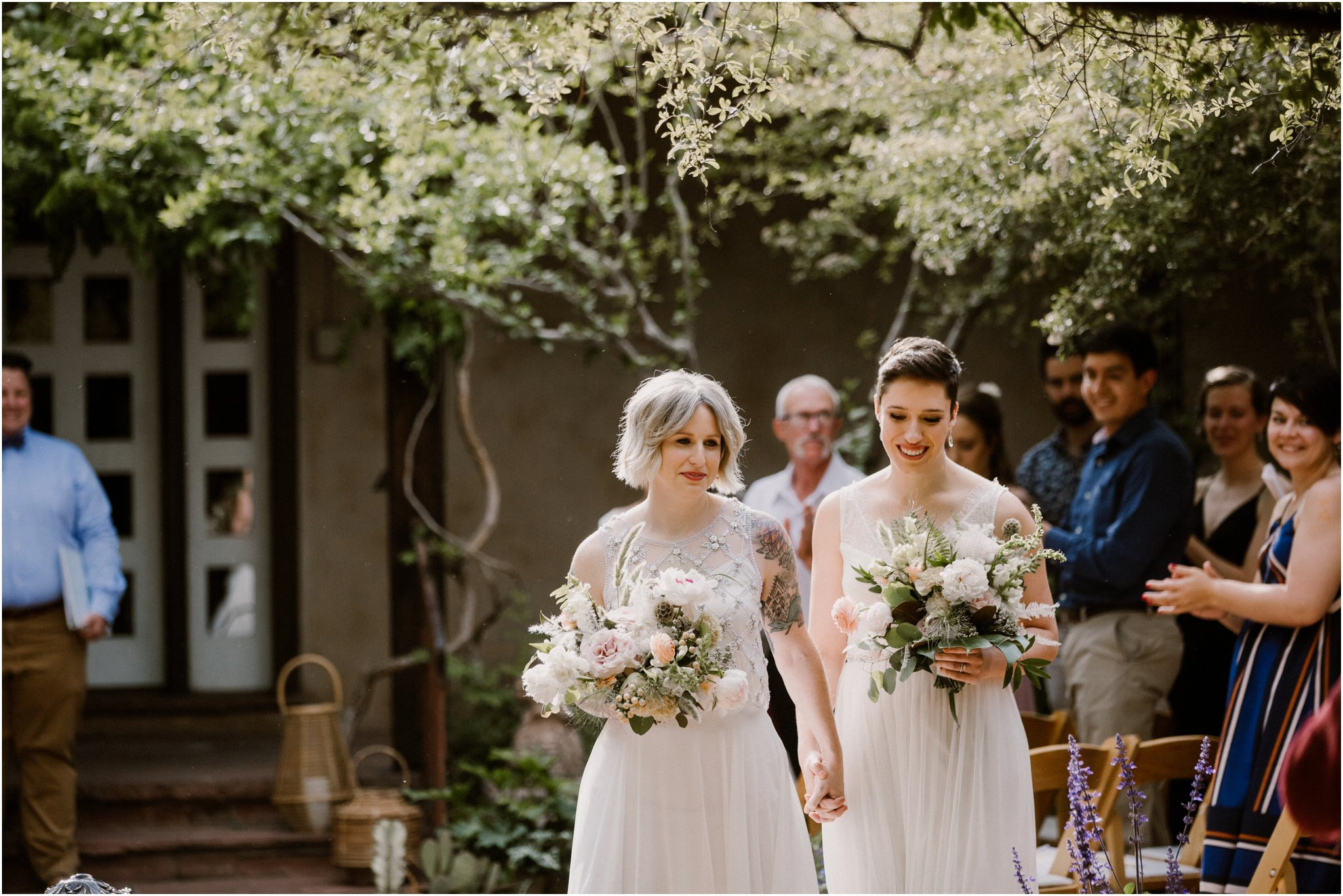 0033Albuquerque Wedding Photographer_ Los Poblanos Inn_ Blue Rose Photography