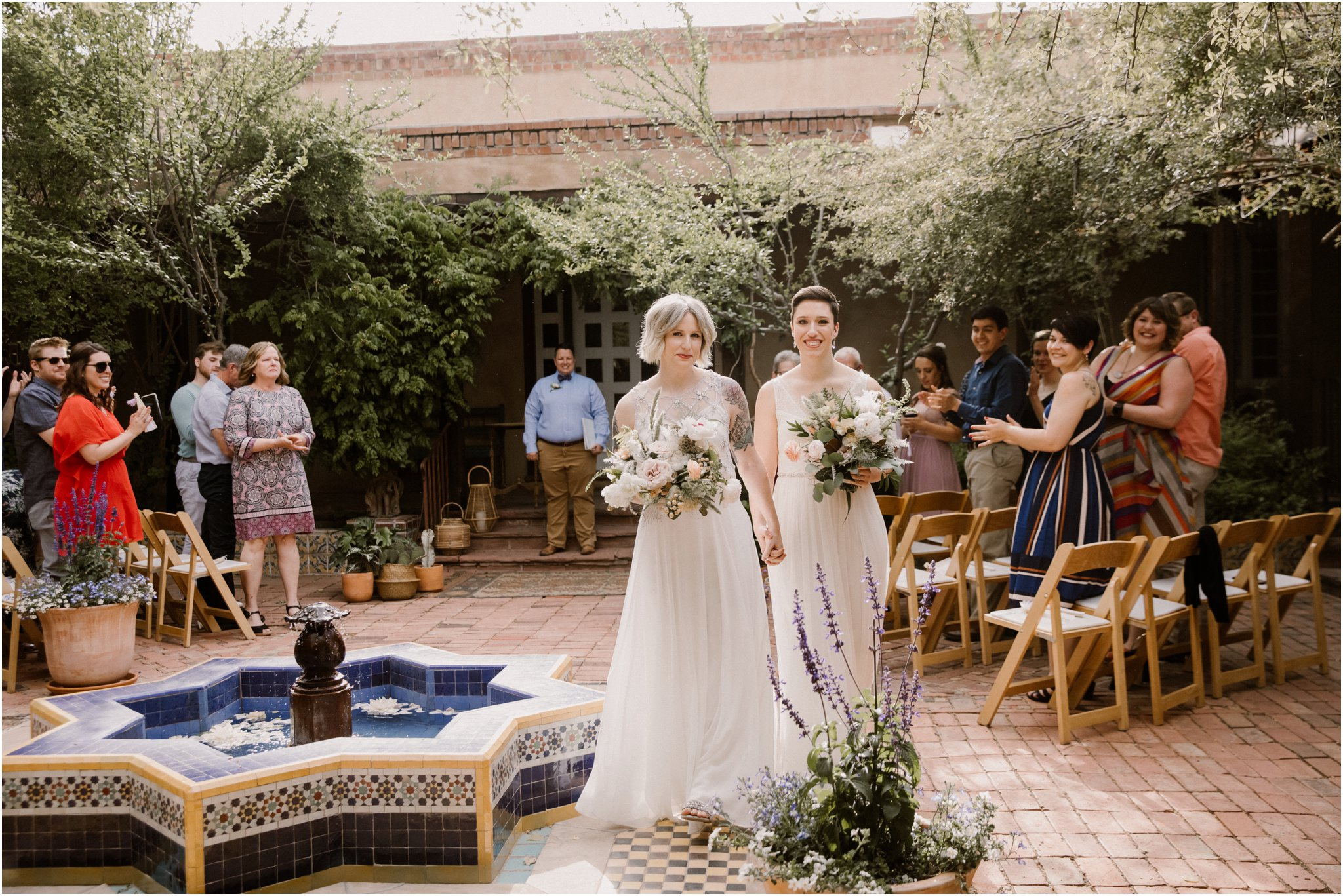 0034Albuquerque Wedding Photographer_ Los Poblanos Inn_ Blue Rose Photography