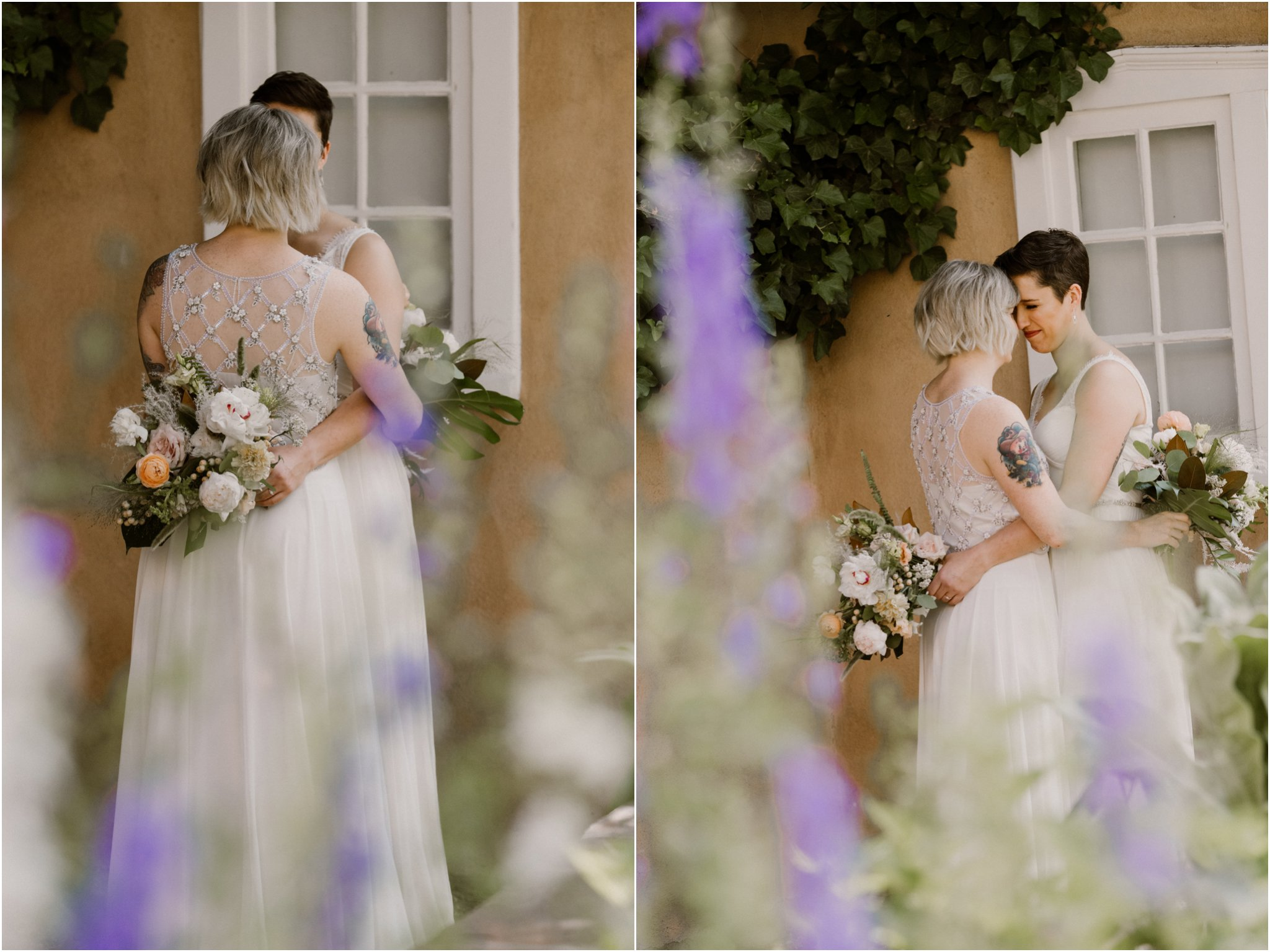0035Albuquerque Wedding Photographer_ Los Poblanos Inn_ Blue Rose Photography