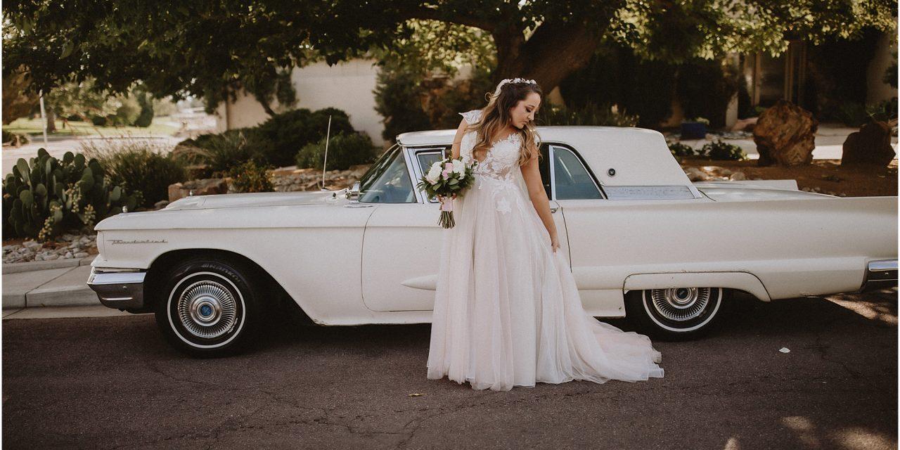 Talia and Samuel's Albuquerque Wedding