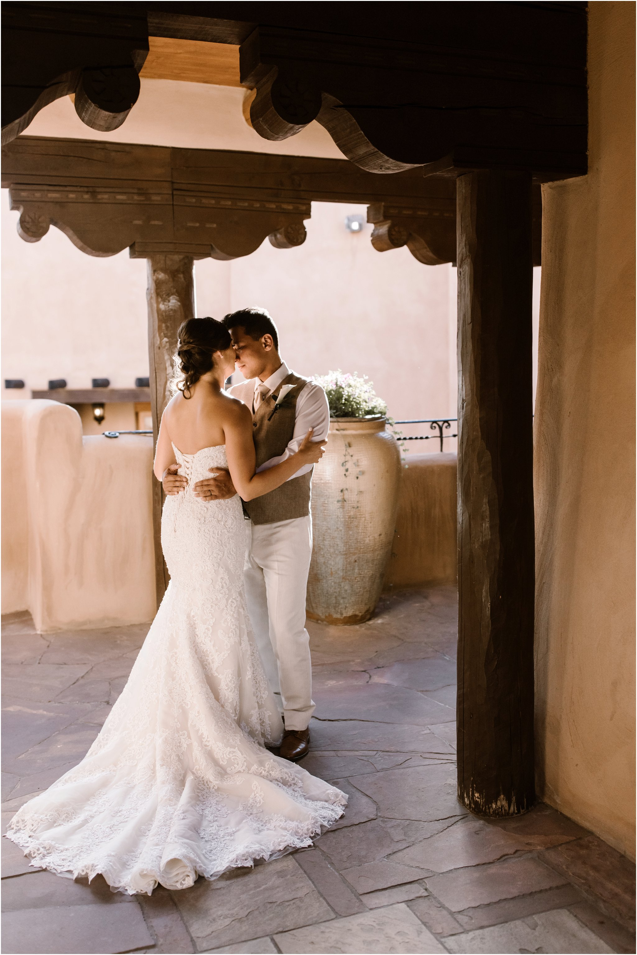 0045La Fonda Weddings Blue Rose Photography Studios