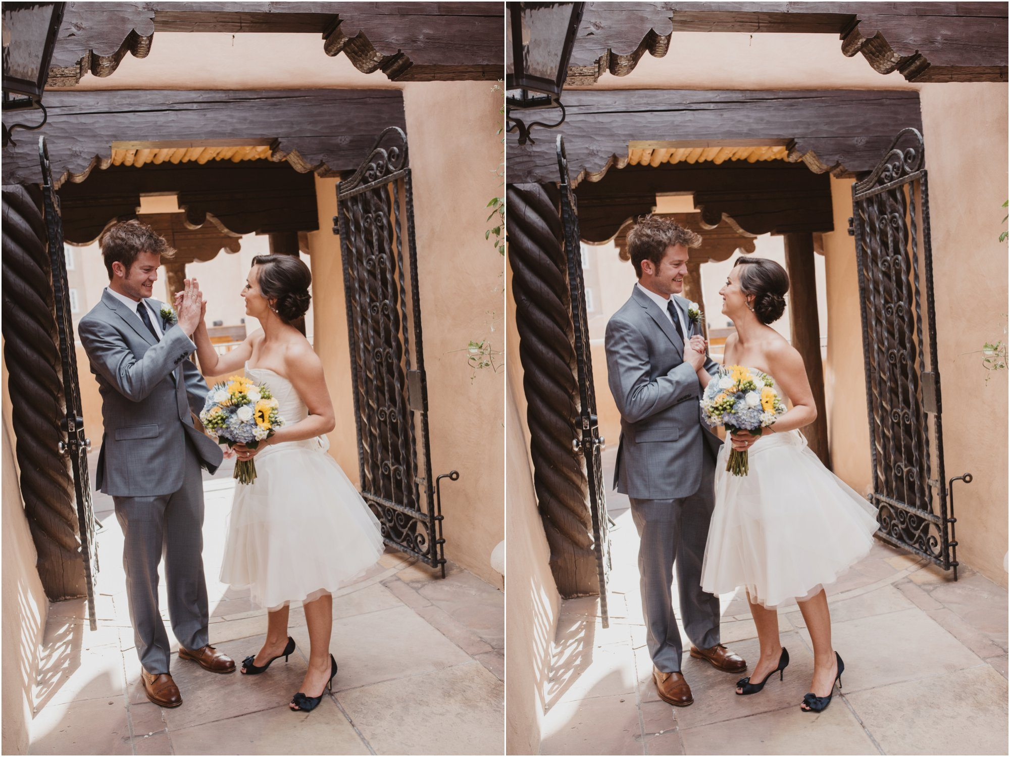 Santa Fe Wedding Photographer, Albuquerque wedding photographer, La Fonda Wedding pictures and photos
