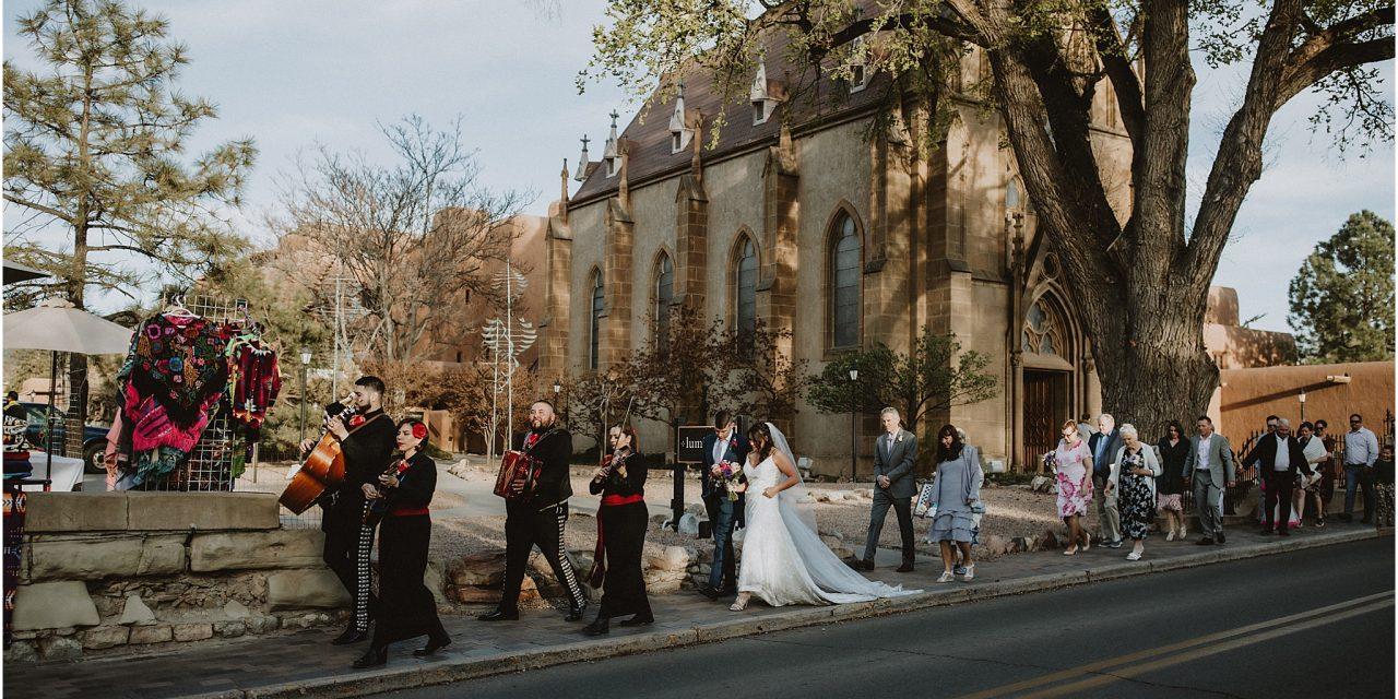 Siobhan and Mike's Santa Fe Wedding