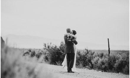 Julia and Casey's Taos, New Mexico Wedding