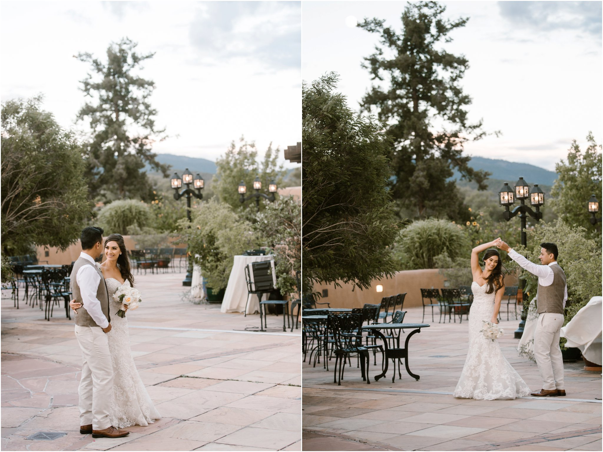 0057La Fonda Weddings Blue Rose Photography Studios