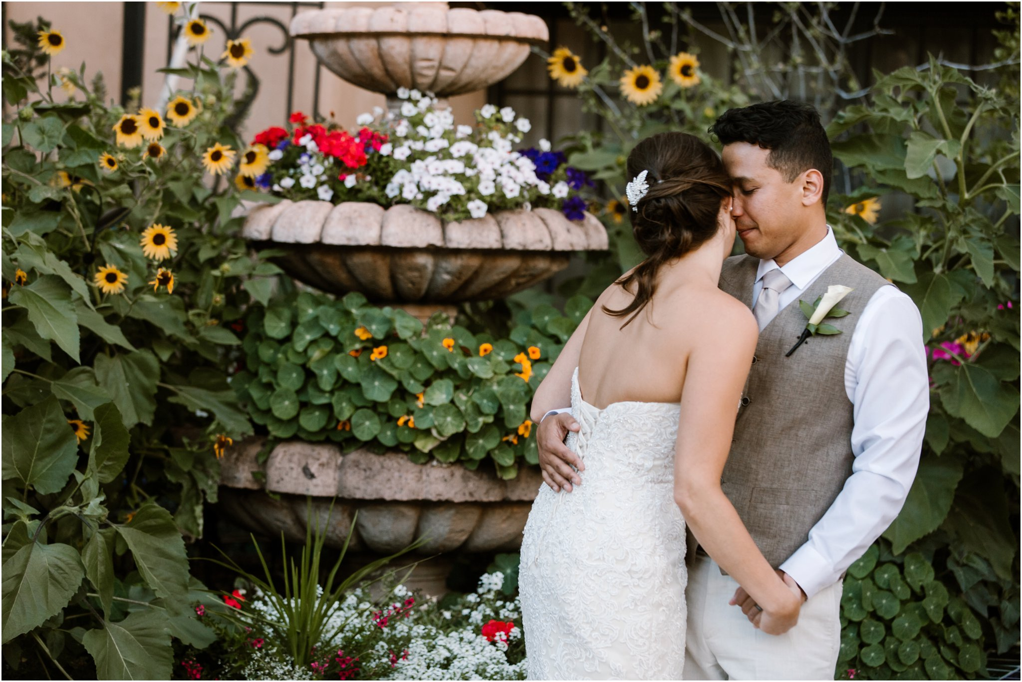 0061La Fonda Weddings Blue Rose Photography Studios