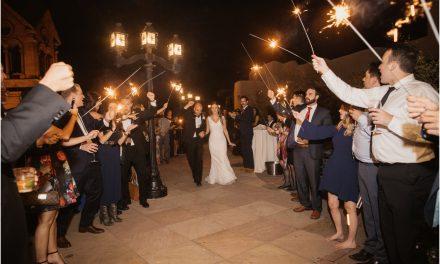 Elaine and Daniel… A Fall Wedding in Santa Fe