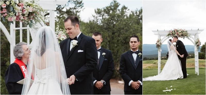 Albuquerque Wedding Photographer- Santa Fe Wedding Photographer- New Mexico Wedding Pictures- Paako Ridge Wedding