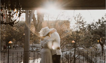 Amy and Drew… A Loretto Chapel Wedding