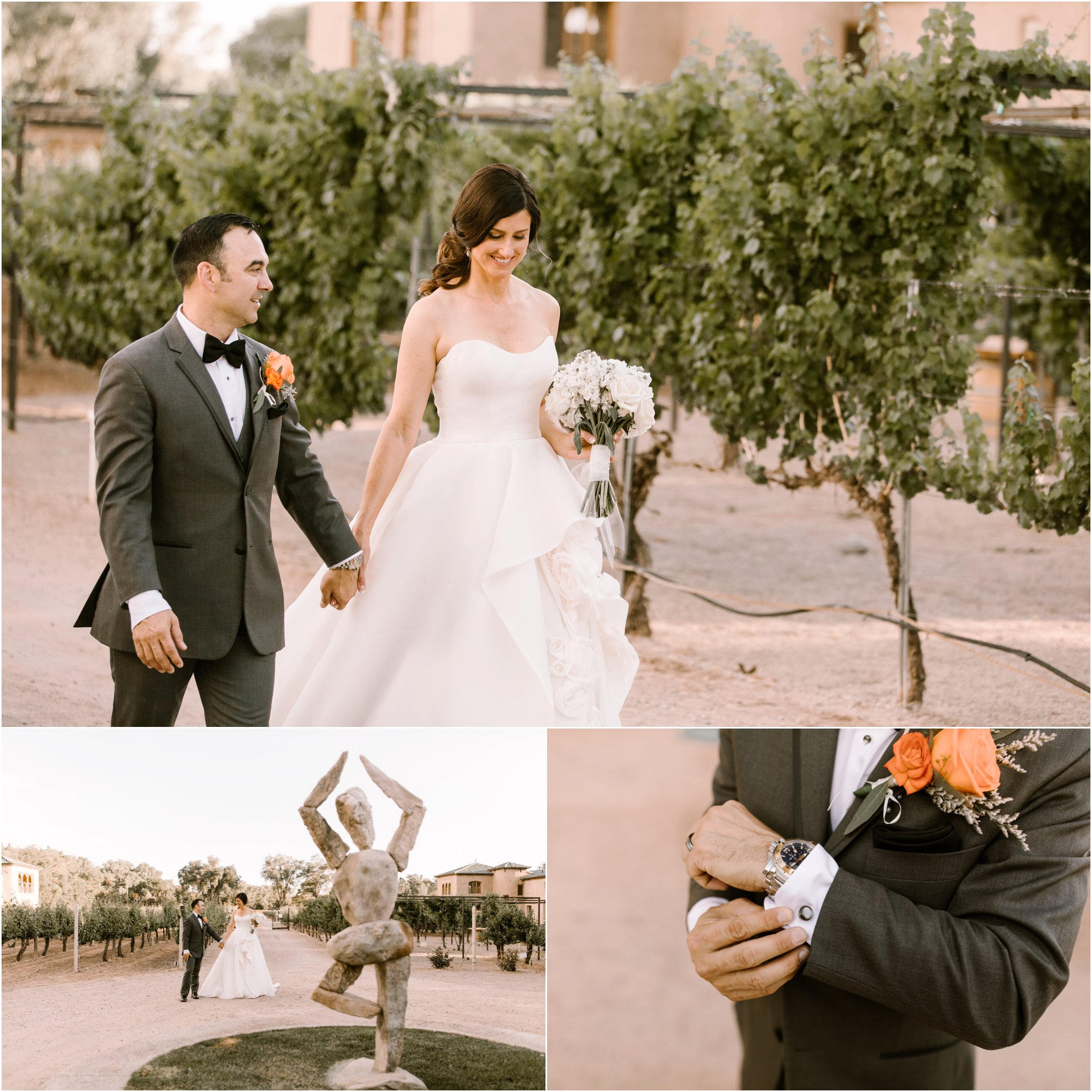 0218Casa Rodena Winery Wedding, Inn and Spa at Loretto wedding, Santa Fe wedding photographers, blue rose photography