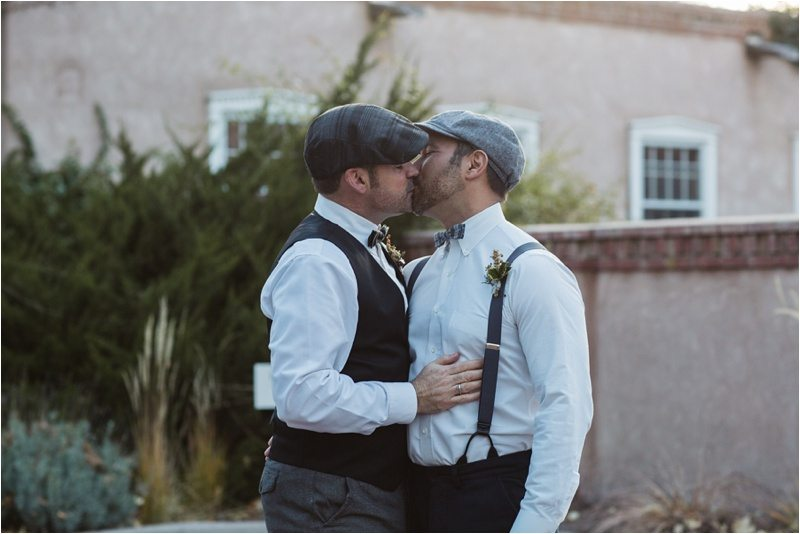 026Albuquerque Same Sex Wedding Photographer- Santa Fe and Albuquerque Gay Wedding Photography- Los Poblanos Wedding