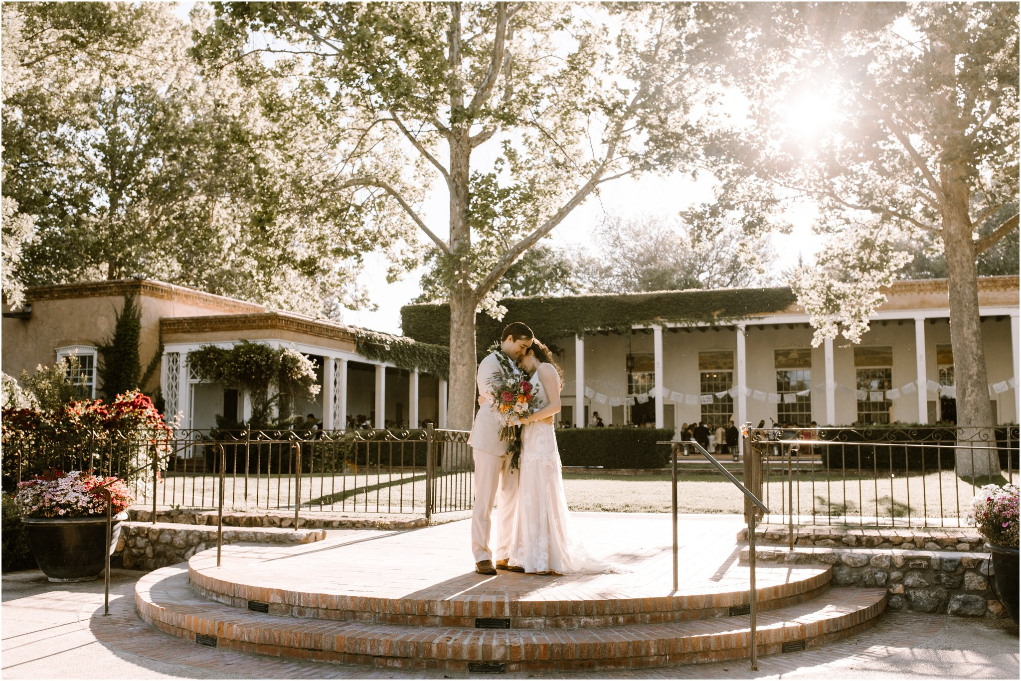 0279Los Poblanos Weddings Blue Rose Photography Studios