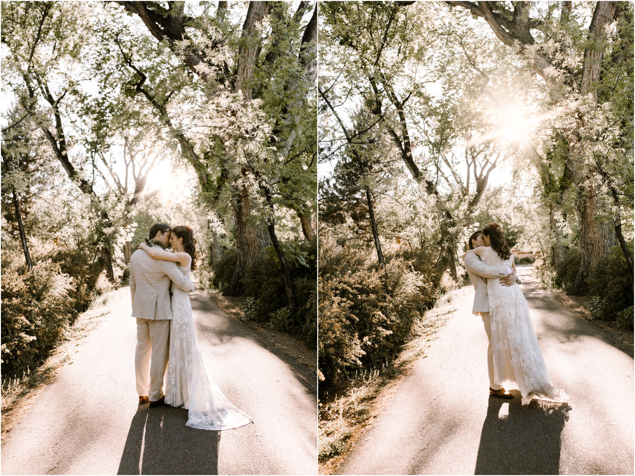 Los Poblanos Weddings Blue Rose Photography Studios Albuquerque Santa Fe Wedding photographer